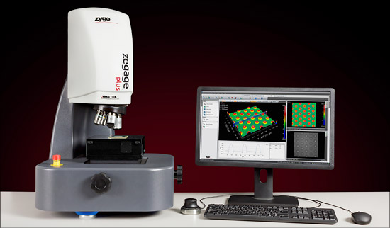 ZeGage Plus Optical Profiler System